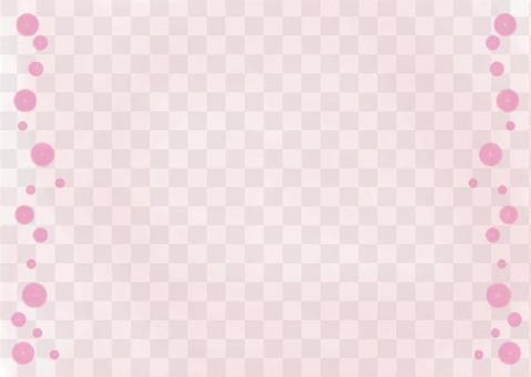 水彩垂直點(粉紅色)