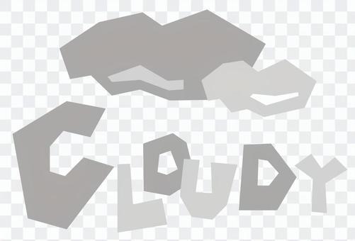 Cloudy CLOUDY POP logo ☆ icon
