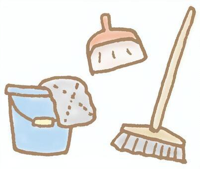讓我們清理它。