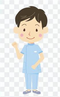 照顾者护士