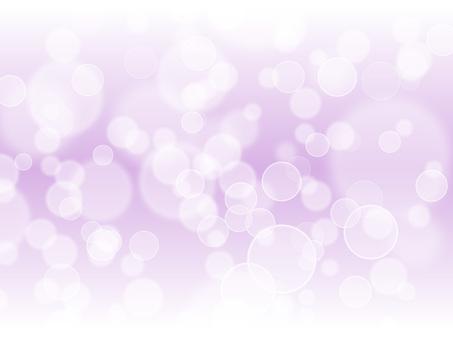 圓形燈,淺紫色