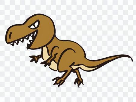 Tyrannosaurus _ 001