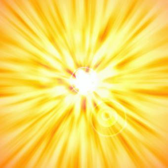 輻射移動燈回黃