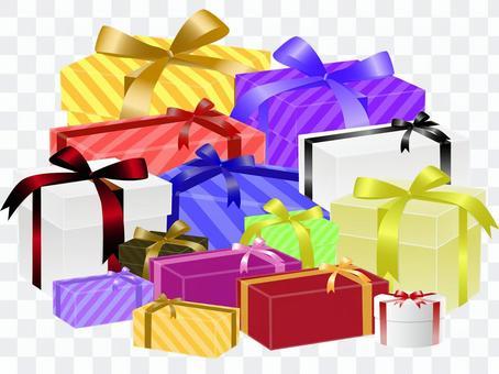 禮物盒設置2