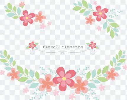 花卉装饰零件_ 01