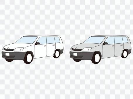 輕型貨車商務車