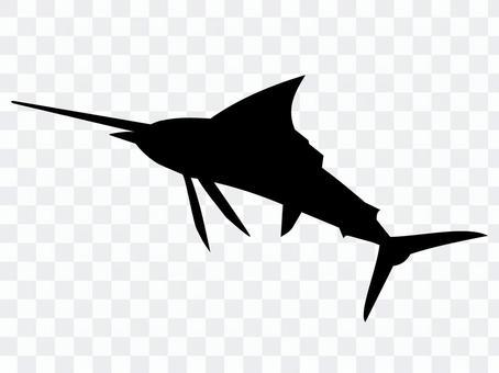 Oshigori silhouette