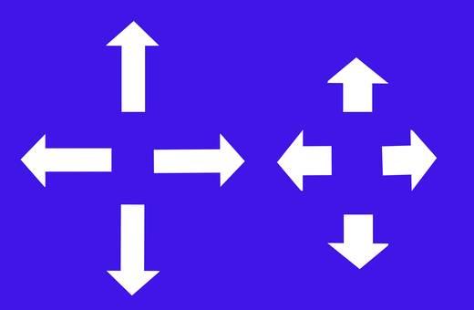 箭頭圖標集