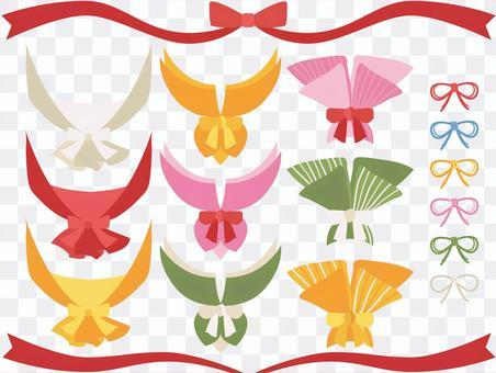 裝扮花[08]花束包裝紙