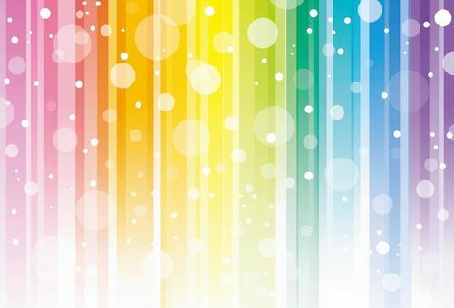 Rainbow-colored background 01