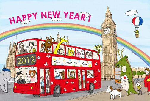 New Year in London!