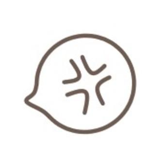 語音氣球Anger Muka帶有簡單的怨恨