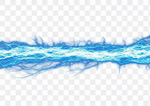 Electric shock transmission effect