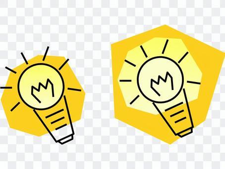 Light bulb (color)