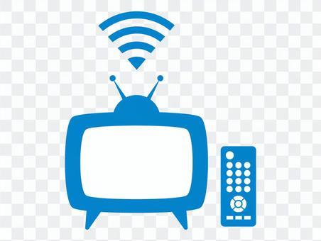 テレビ アイコン