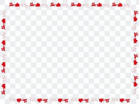 聖誕老人框架