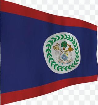 伯利茲國旗