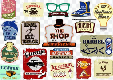 L-0084 Design: The Shop