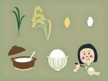 直到變成美味的白米飯2
