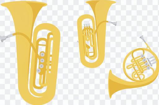 儀器_銅管樂器各種_ 02