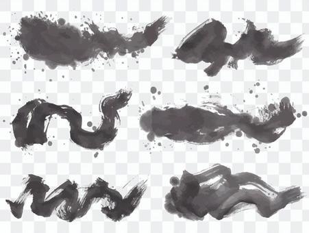 水墨素材10