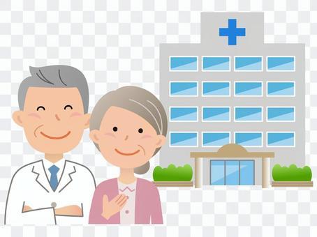 60823.醫生和病人,醫院
