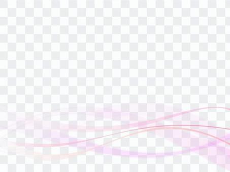 Wave Pink Simple