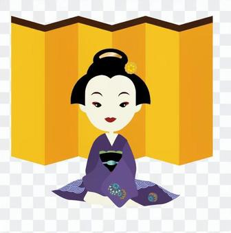 Singing Geiko