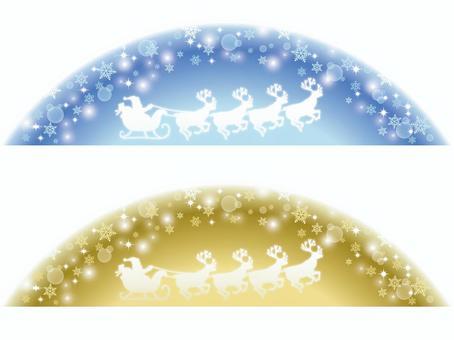聖誕符號背景設置