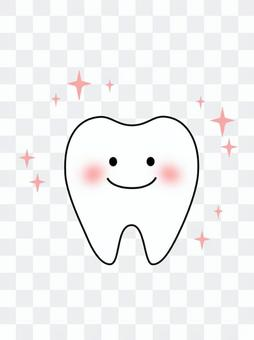 Tooth (glitter)