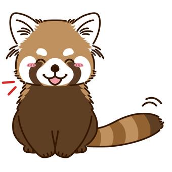 歡喜小熊貓