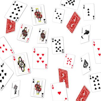 紙牌遊戲王牌散