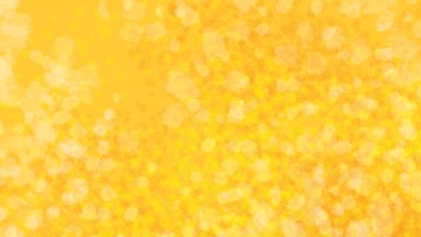 背景橙色水彩溫暖
