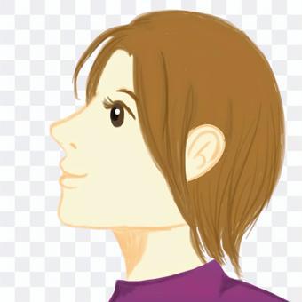 短髮女人簡介