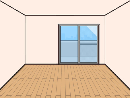 房間(地板/西式房間)窗戶關閉