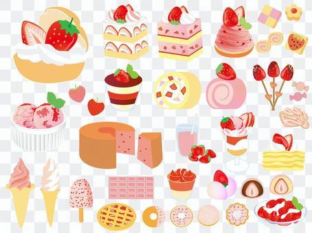 草莓用盡套