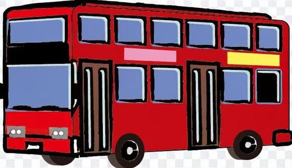 イギリス 観光地 海外 二階建て バス