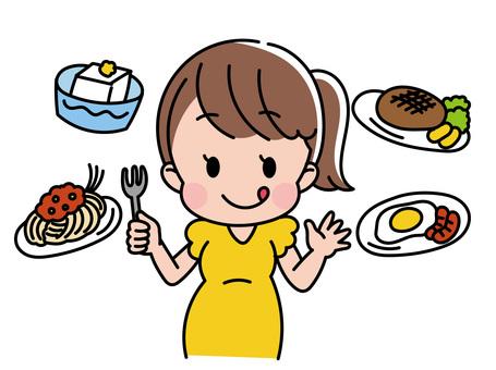 孕婦和膳食