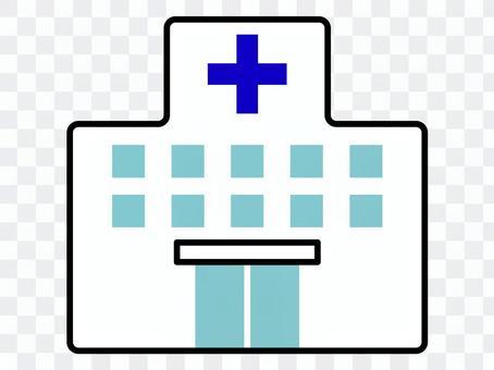醫院(彩色)