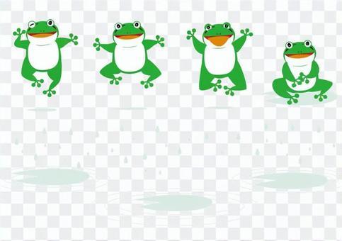 Pyoko Pyoko青蛙