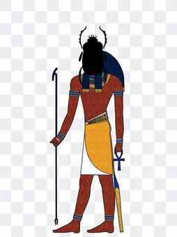 エジプト神 ケプリ