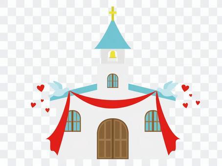 教堂的婚禮