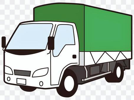 輕型卡車引擎蓋卡車