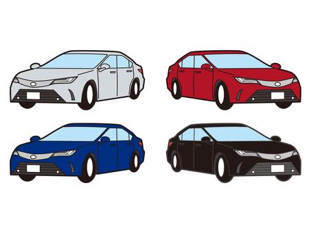 洋車豪車轎車轎車