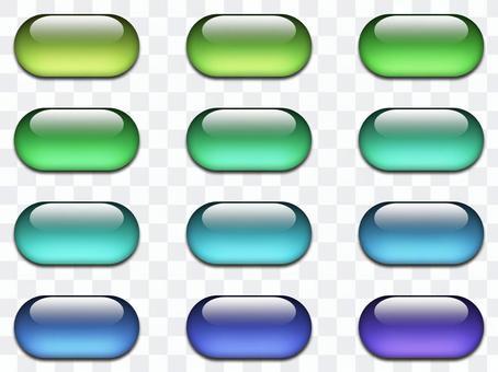 水色按鈕_1:2種尺寸12種冷色