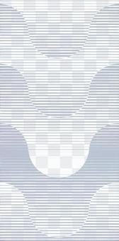 ai波浪線圖案與色板