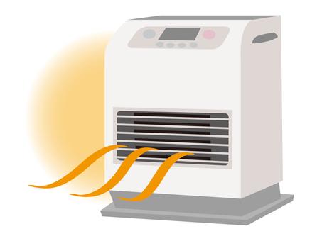 工作加熱器