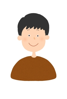 Male illustration