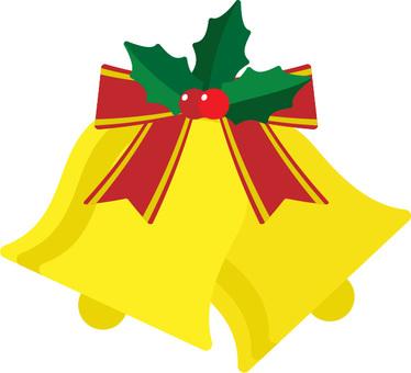 聖誕鐘聲 03 冬青和絲帶