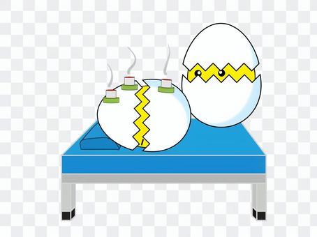 Moxa egg egg